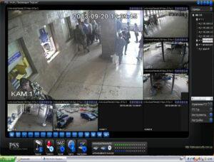 видеонаблюдение на автовокзале
